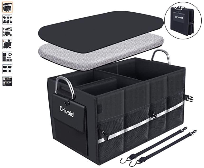 Ver organizador de maletero Drivaid