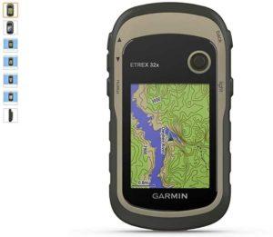 GPS montaña Garmin eTrex 32