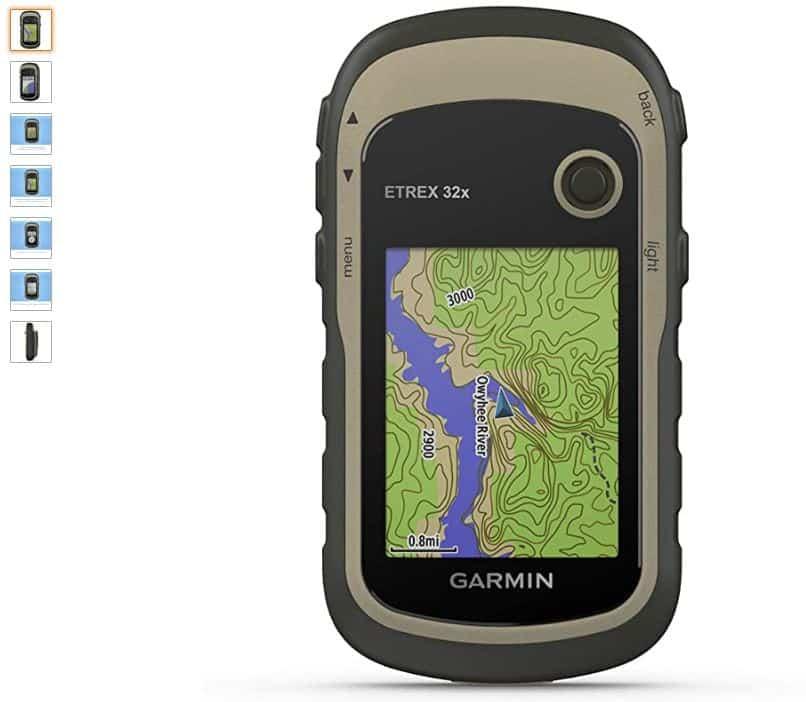 Ver GPS Garmin eTrex 32x