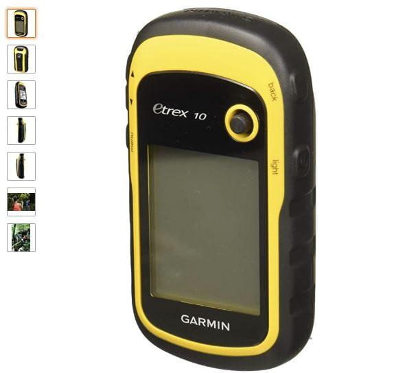 Ver GPS Garmin eTrex 10