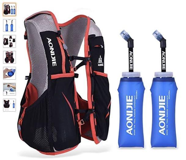 Ver mochila hidratación Lixada Aonijie