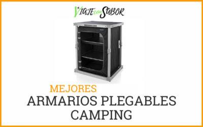 Armarios plegables camping: Comparativas y recomendaciones (2020)