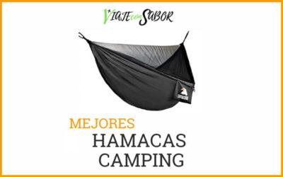 Hamacas camping colgantes: Comparativas y recomendaciones (2020)