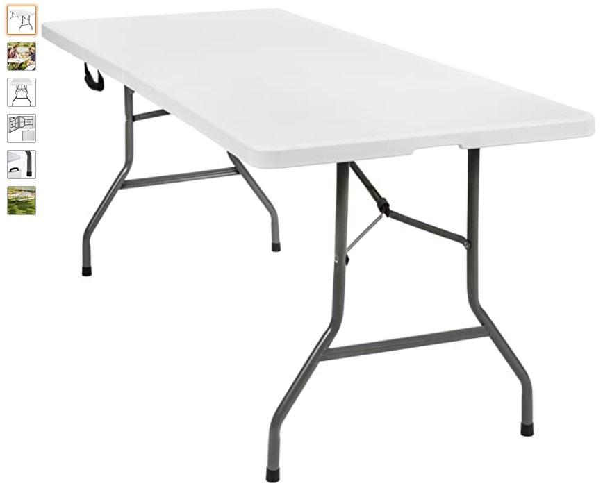Ver mesa plegable camping TecTake