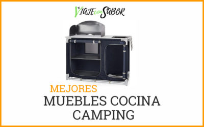 Muebles cocina camping: Catálogo, comparativas y consejos (2020)