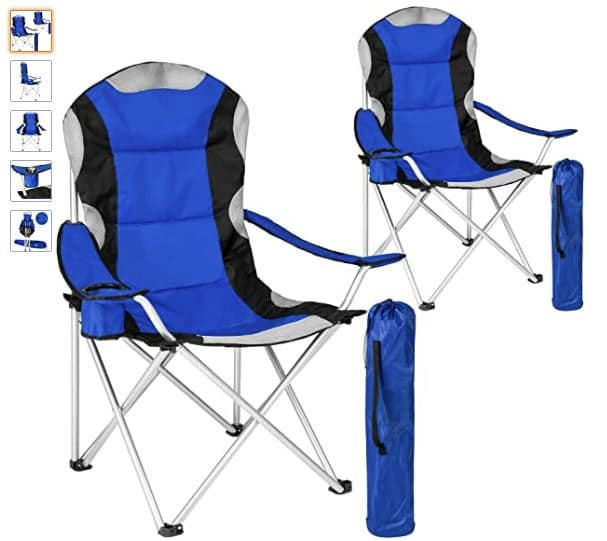 Ver sillas plegables camping TecTake