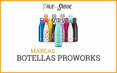Proworks Botellas