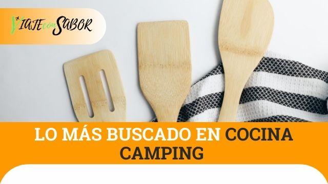 Cocina camping