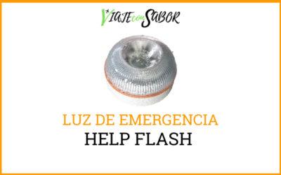 Help Flash, la luz de emergencia clave para tu seguridad en carretera