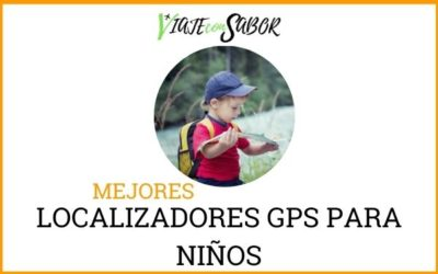 Localizadores GPS para niños