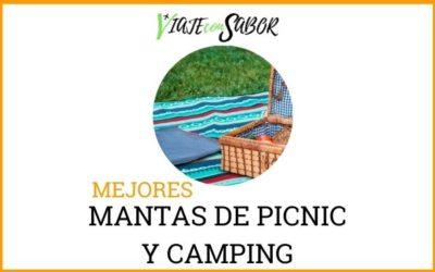 Mantas para picnic