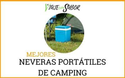 Neveras portátiles de camping
