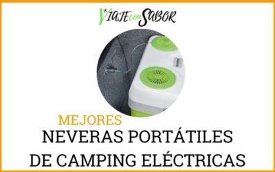 Neveras portátiles de camping eléctricas