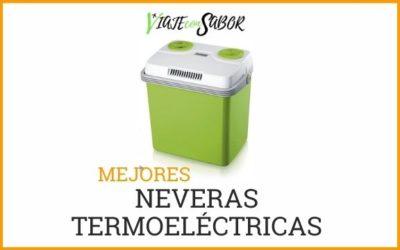 Nevera termoeléctrica: Comparativas y recomendaciones (2020)