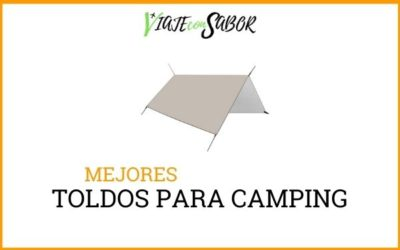 Toldos para camping